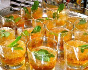 Kentucky Bourbon (orange Spirituose)