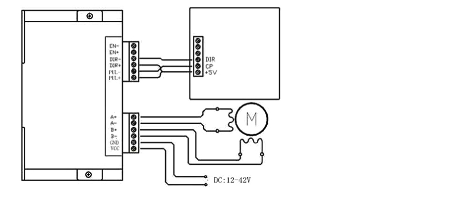 9-40V Micro-Step CNC TB6600 Single Axis 4A Stepper Motor