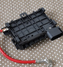 new fuse box battery terminal fit for vw beetle golf golf city jetta photo show skoda octavia  [ 1110 x 1110 Pixel ]