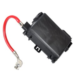 details about for vw jetta beetle bora golf city audi a3 fuse box battery terminal 1j0937550a [ 1110 x 1110 Pixel ]