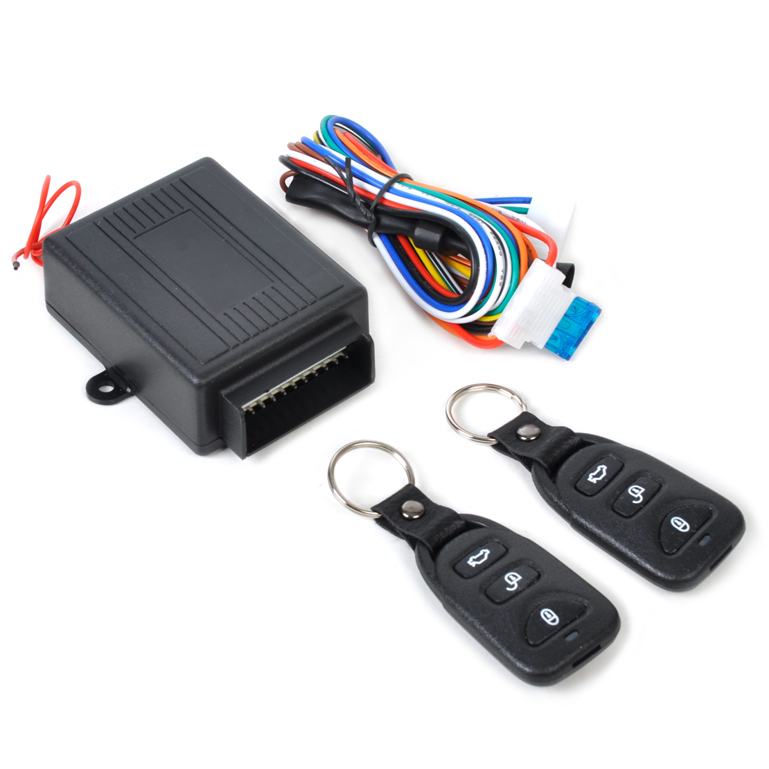 hight resolution of details about universal car remote control door lock locking kit security keyless entry system
