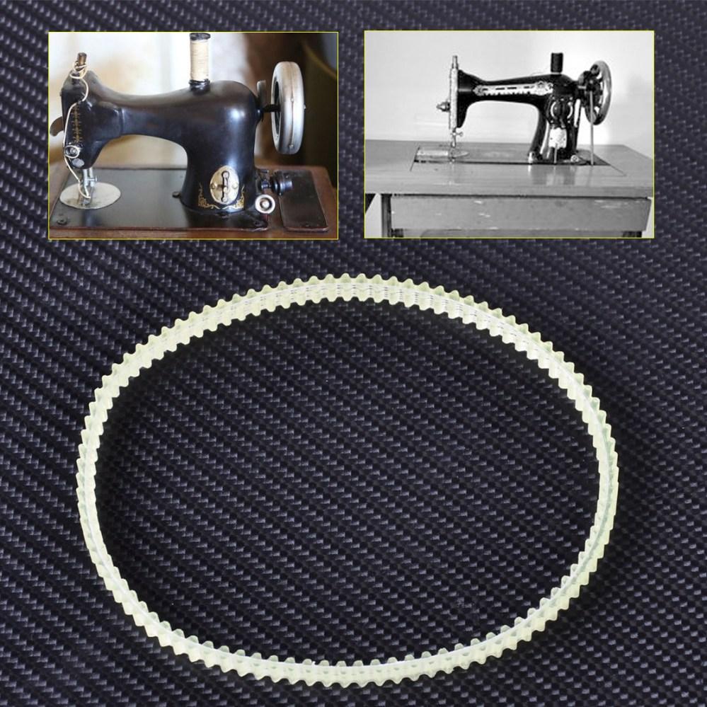 medium resolution of details about 13 33cm quality older model home sewing machine motor belt fit singer kenmore