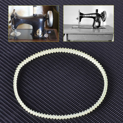 small resolution of details about 13 33cm quality older model home sewing machine motor belt fit singer kenmore