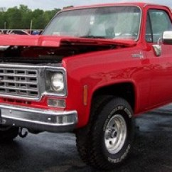 1970 Chevy Truck Wiring Diagram Blank Cell To Label 1973 1987 Trucks Parts Scottsdale Stepside