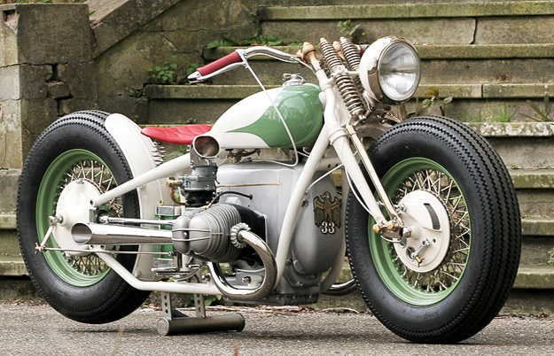 Bmw Bobber Motorcycle