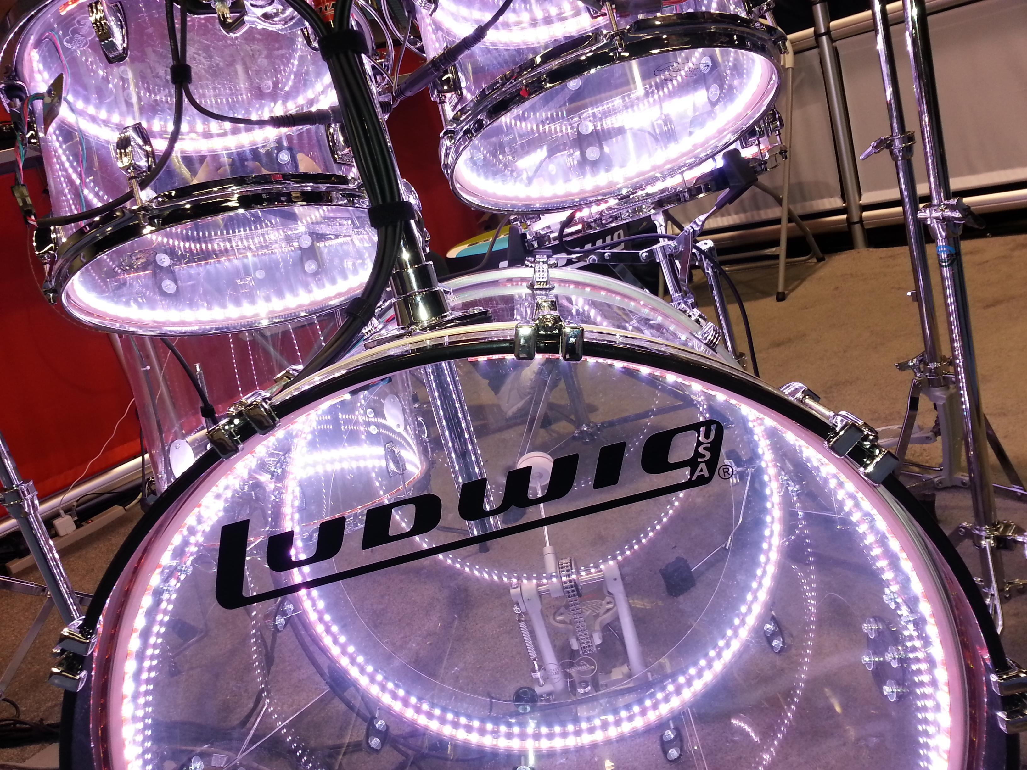 Led Drum Lighting