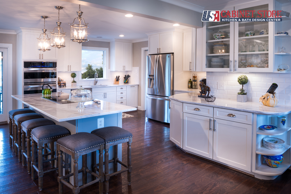 Best Kitchen Cabinets in Northern Virginia - Kitchen & Bath ...