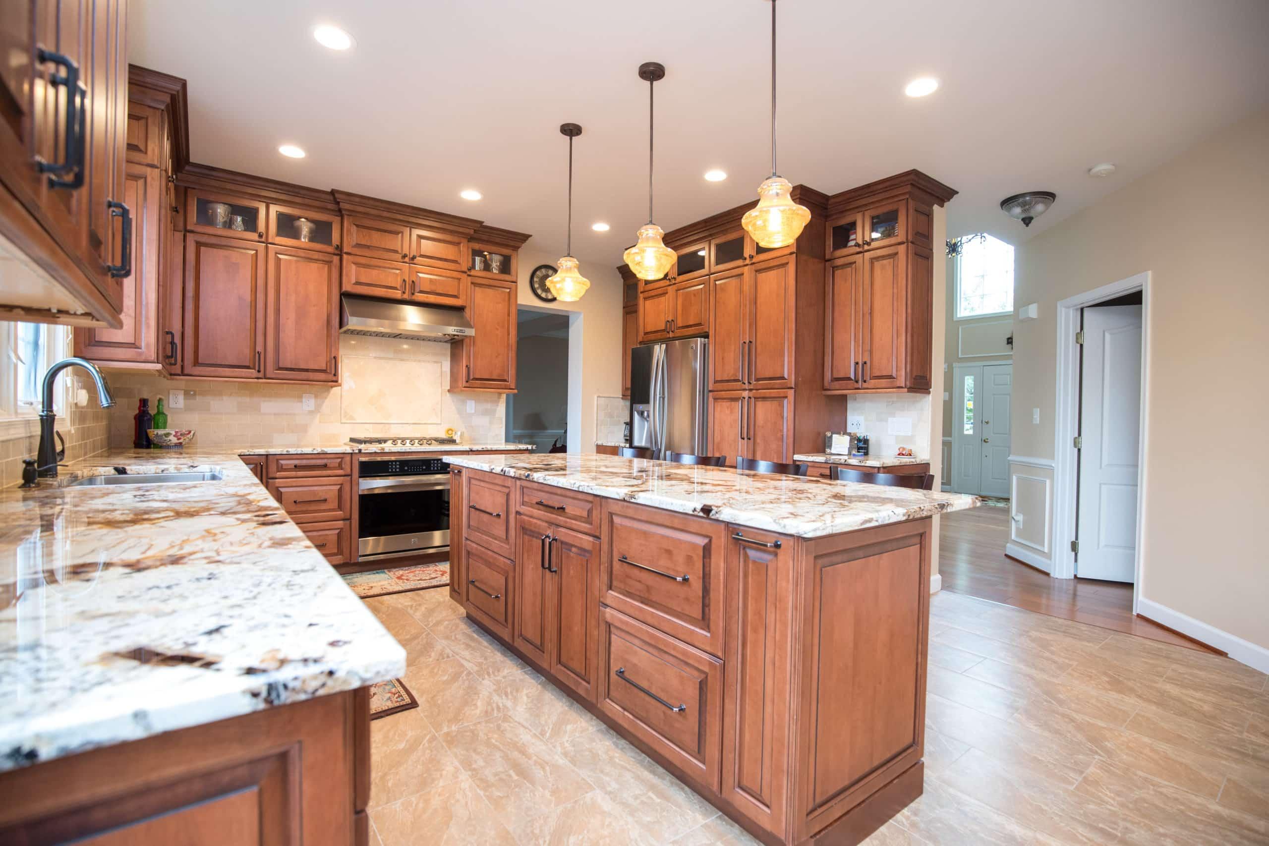 Kitchen Renovation in Hauston