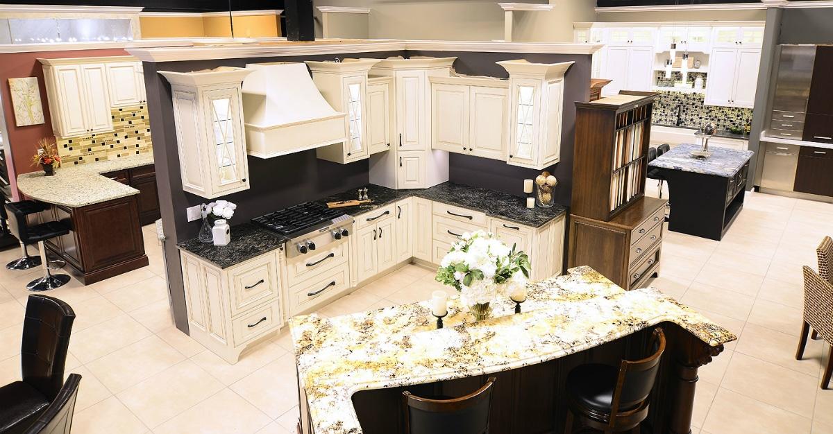 Kitchen and Bath Cabinet Showroom