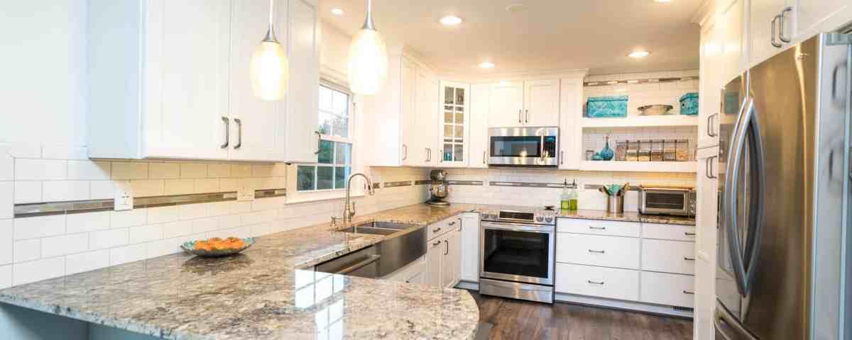 Modern Kitchen Cabinets Granite