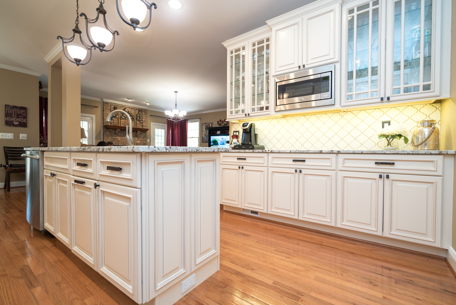 Bon This Dream Kitchen All Came Together For A Thrilled Charlene Who U201cu2026would  Happily Recommend USA Cabinet Store To Any Of My Friends And Family.u201d