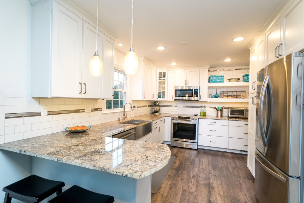 Kitchen Remodeling Granite
