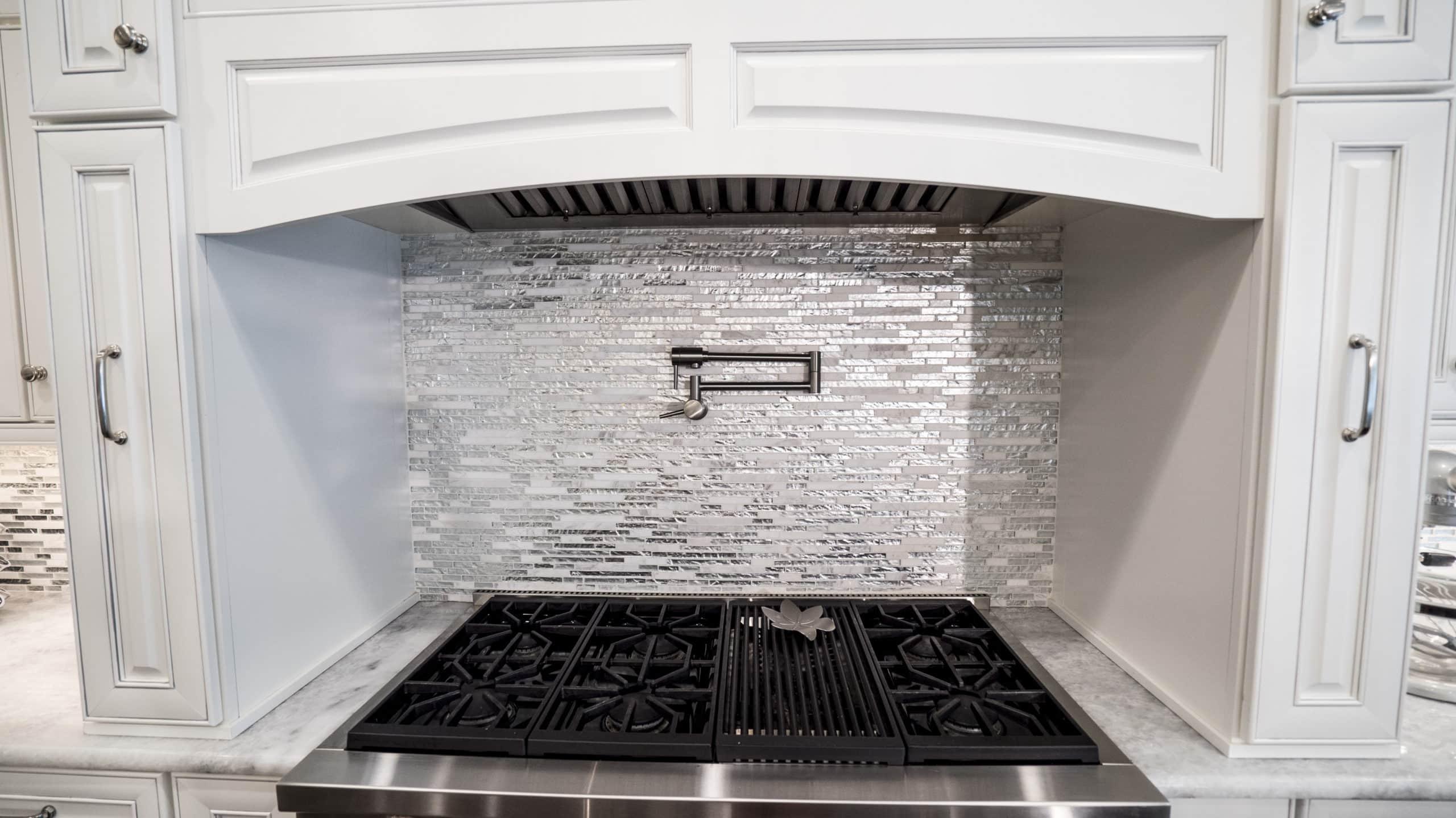 Naffa Project Kitchen Cabinets in Vienna VA