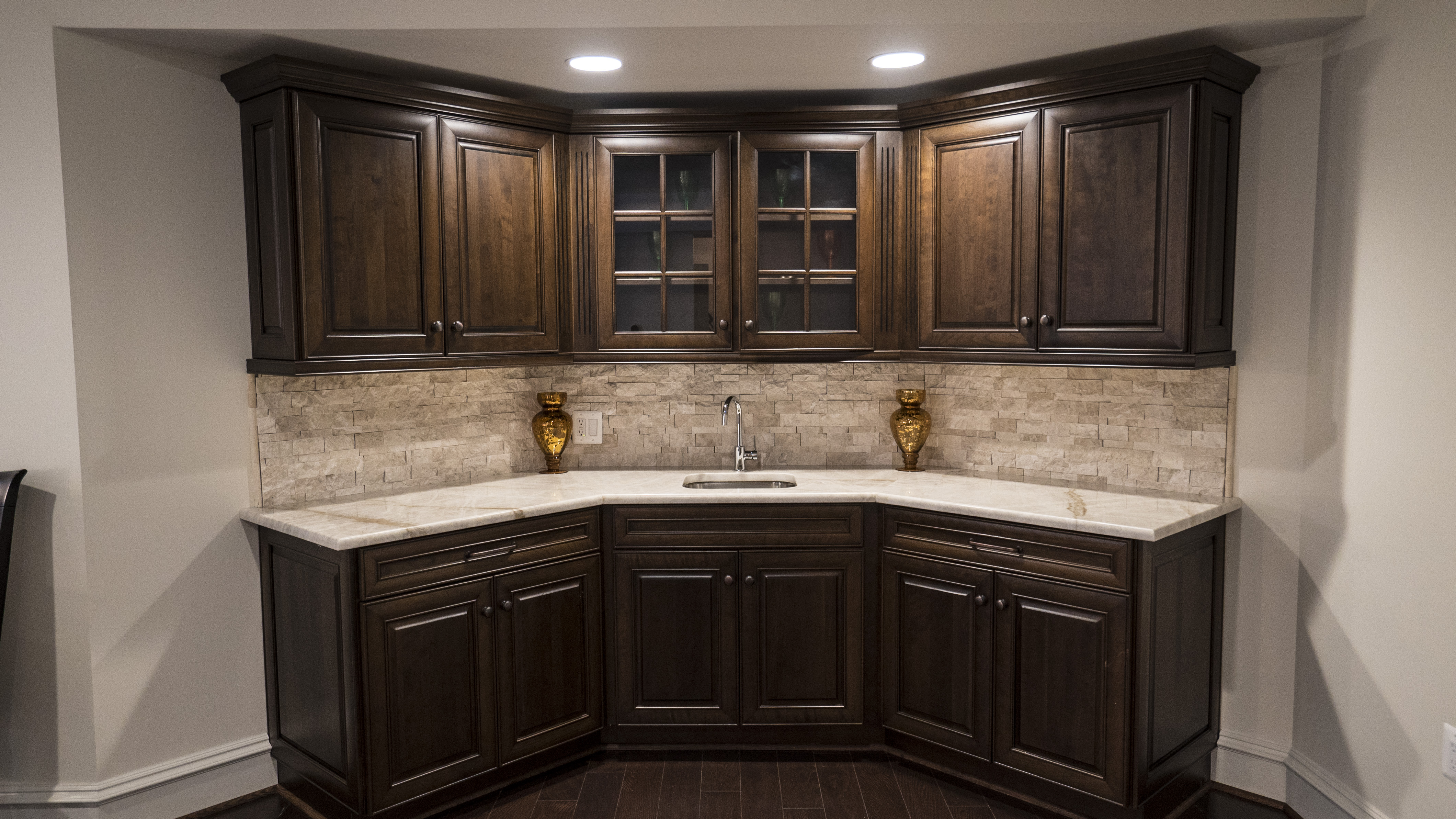 The Naffau0027s Love Their New Kitchen And Said, U201cIf We Have Any Home  Improvement Projects In The Future, USA Cabinets Would Be Our First Choice.u201d