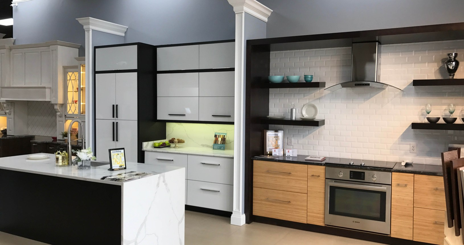 Rockville Showroom Gallery Kitchen Bath Remodeling Cabinets Usa Cabinet Store