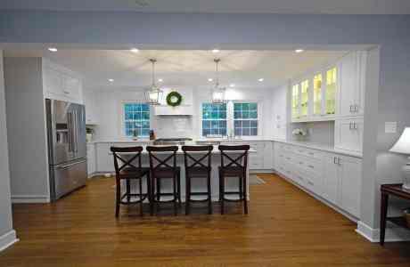 Vienna Kitchen Design in Northern Virginia