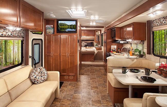 Wohnmobile mieten in USA in Los Angeles und USA Camper RV