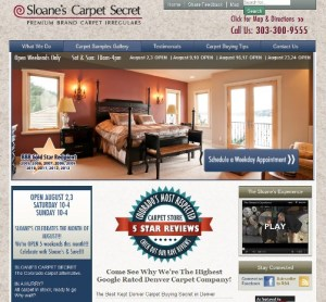 Sloanes Carpet Secret