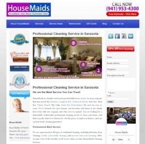 House Maids Sarasota FL
