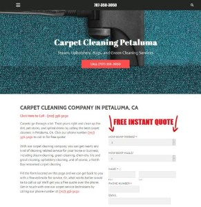 carpet cleaning petaluma ca