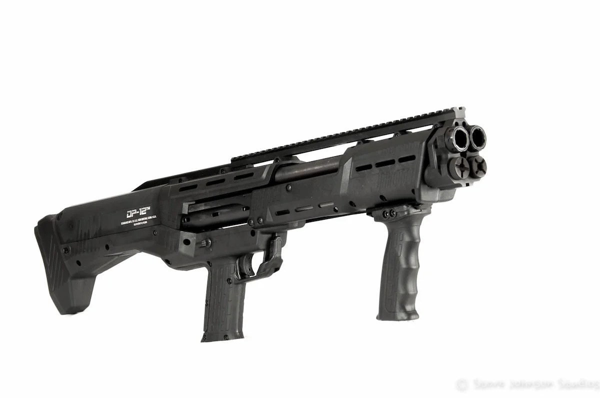 Standard Manufacturing S Dp 12 Pump Shotgun Review