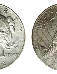 High relief peace silver dollar also dollars value and prices rh usacoinbook