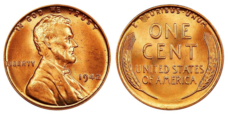 1943 Lincoln Wheat Penny Value