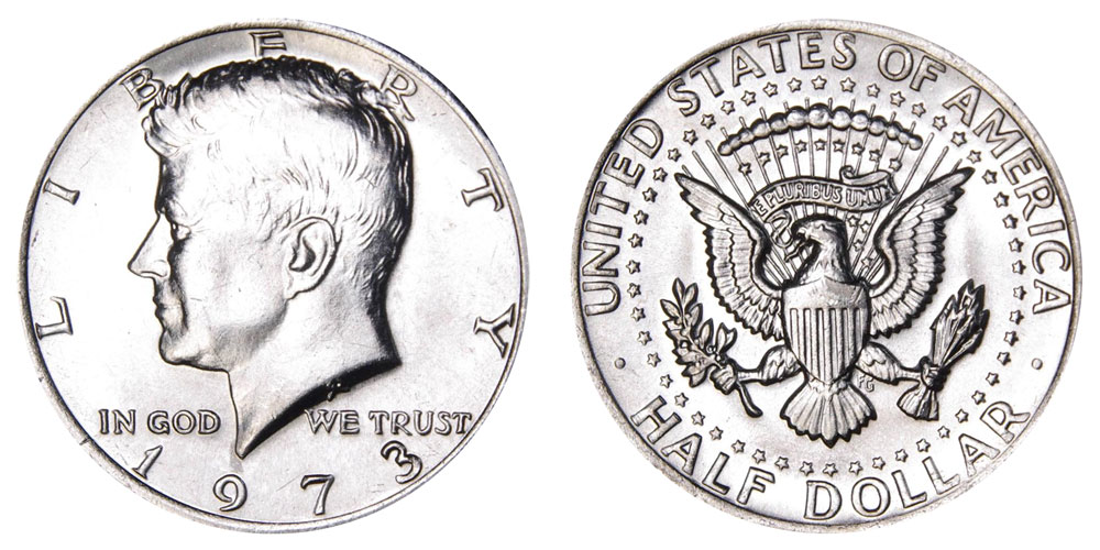Jfk Half Dollar Value Chart