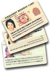 Actual green card