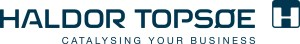 Haldor Topsoe logo