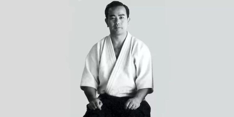 Картинки по запросу aikido koichi tohei