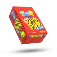 TOPPS RING POP Twisted Assorted flavors. Individually ...