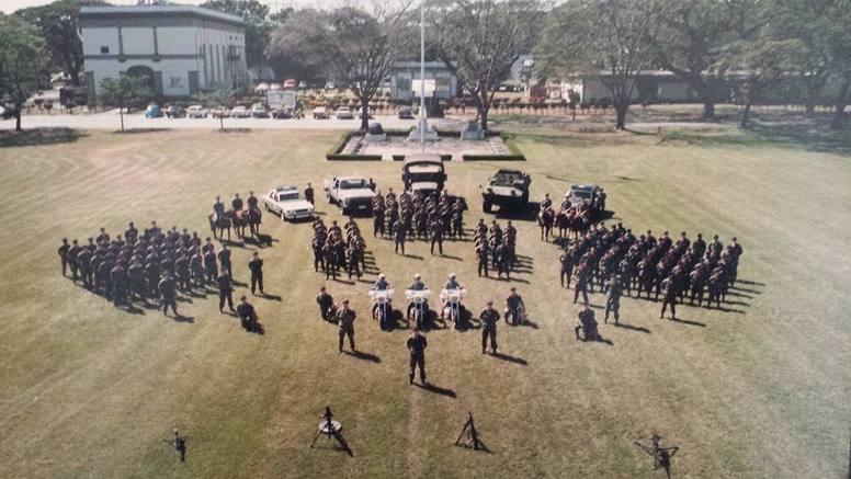 3rd SPG Clark Air Base  USAF Police Alumni Association