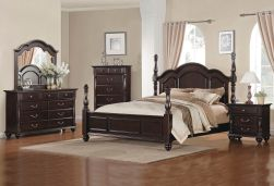Townsford 4 Piece Bedroom Set