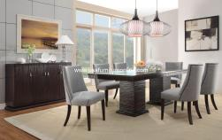 9 Piece Homelegance Chicago Dining Set