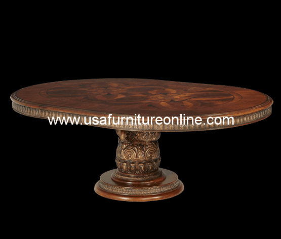 Villa Valencia Round Dining Table