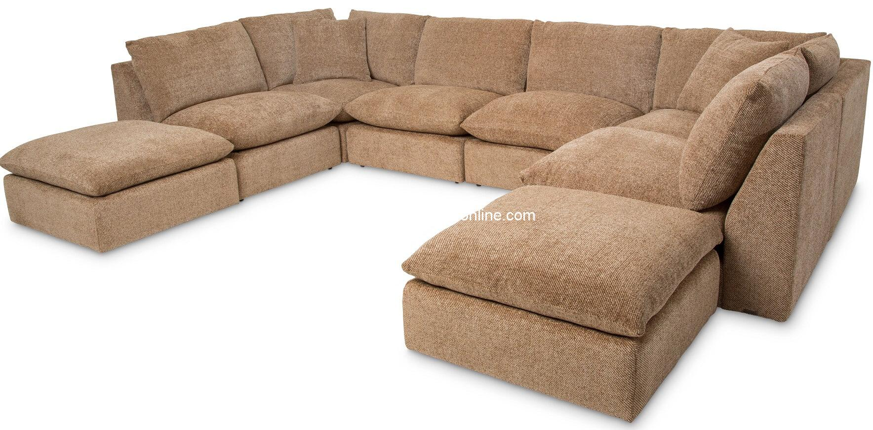 Remarkable Studio Space Marily 8 Piece Sectional Set Alphanode Cool Chair Designs And Ideas Alphanodeonline