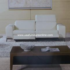 Off White Sofa Sets Cushions To Go With Dark Brown Leather 3 Piece Opera Italian Top Grain Power