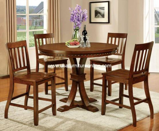 5 Piece Foster II Counter Height Dining Set