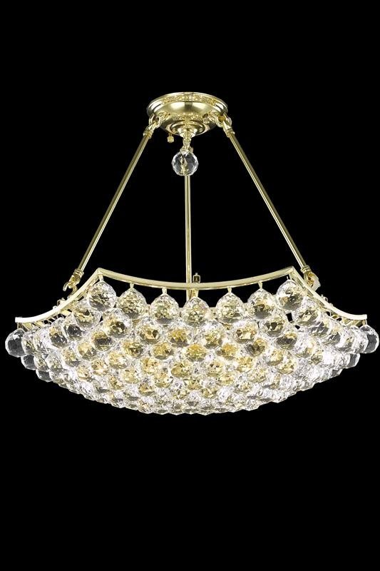 10 Lights Chandelier 9802 Corona Collection