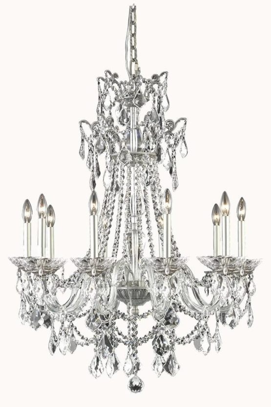 10 Lights Chandelier 9806 Imperial Collection