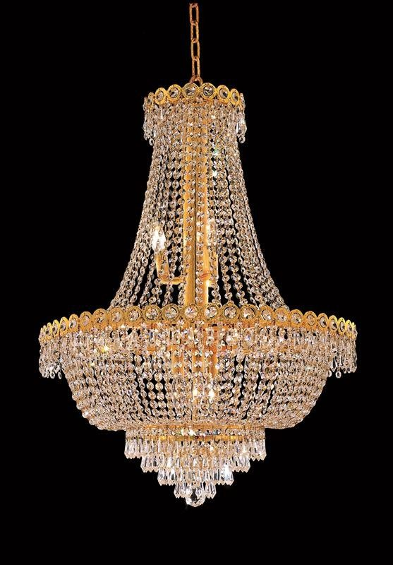 12 Lights 24 Chandelier 1900 Century Collection