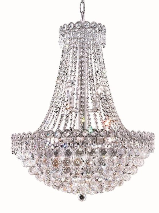 12 Lights 24 Chandelier 1901 Century Collection