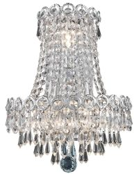 3 Lights Wall Sconce Chandelier 1902 Century Collection
