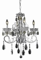 4 Lights Chandelier 2830 Aria Collection