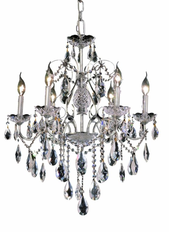 6 Lights Chandelier 2016 St. Francis Collection