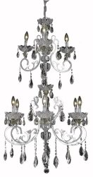 9 Lights Chandelier 2830 Aria Collection