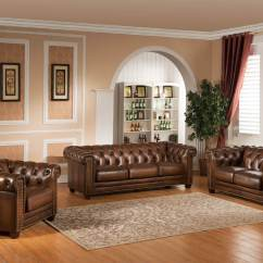 Stanley Sofa Stretch Covers Ready Made Australia Park 100 Full Leather Tufted Chair Usa