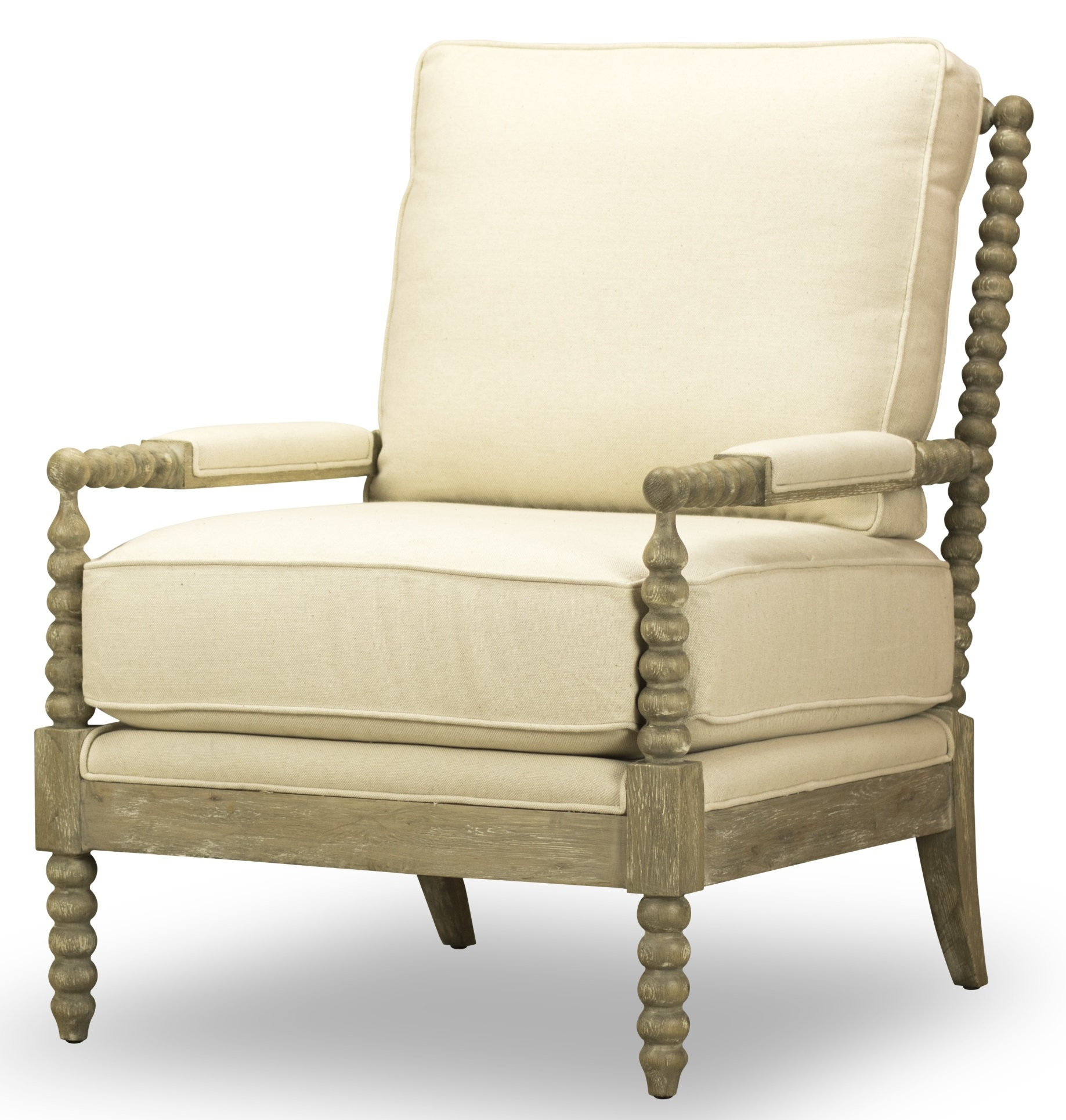 Pleasant Marche Accent Chair Linen By Spectra Home Cm1012 A Short Links Chair Design For Home Short Linksinfo