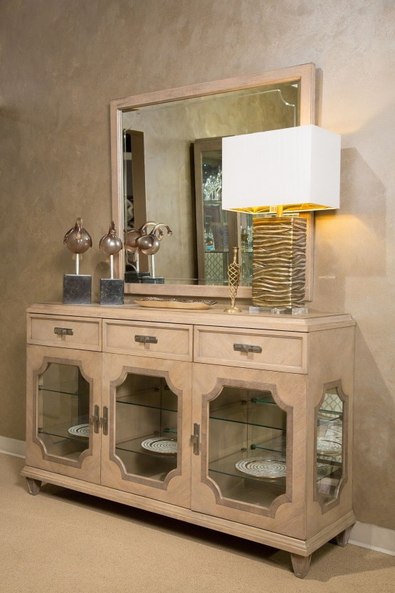 Tangier Coast Sideboard Desert Sand Finish